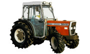 Massey Ferguson 384S tractor photo