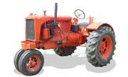 Allis Chalmers UC tractor photo