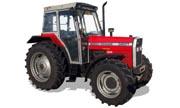 Massey Ferguson 390T tractor photo