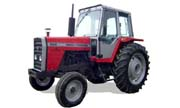 Massey Ferguson 698 tractor photo