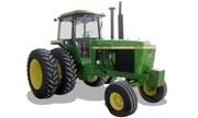 John Deere 4630 tractor photo