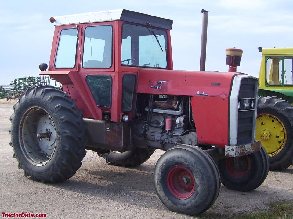 Massey Ferguson 1135.