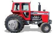 Massey Ferguson 1155 tractor photo