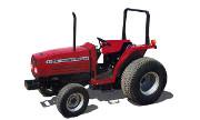 Massey Ferguson 1165 tractor photo