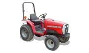 Massey Ferguson 1220 tractor photo