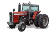 Massey Ferguson 2675 tractor photo