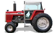 Massey Ferguson 2705 tractor photo