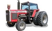 Massey Ferguson 2745 tractor photo