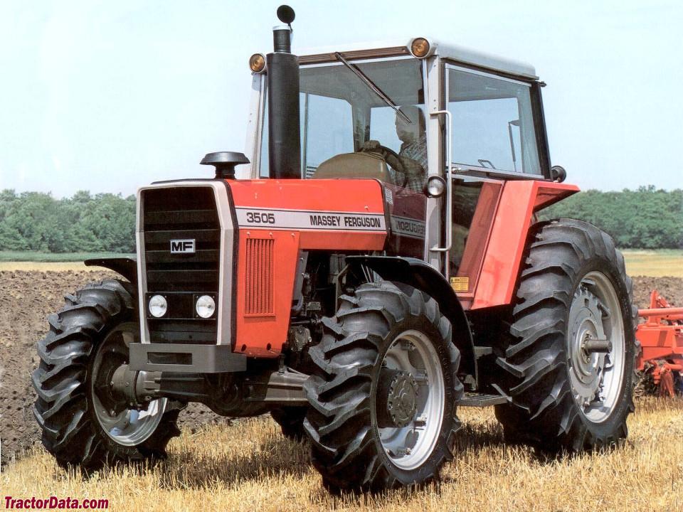 Massey Ferguson 3505