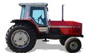 Massey Ferguson 3670 tractor photo