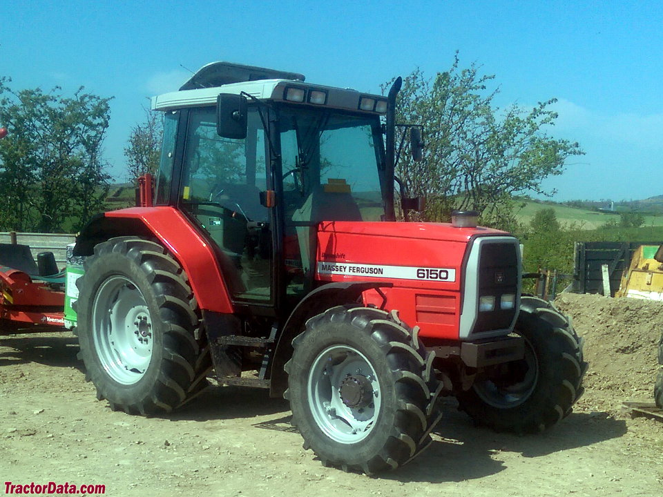 Massey Ferguson 6150