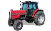 Massey Ferguson 6170 tractor photo