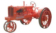 Allis Chalmers WC tractor photo