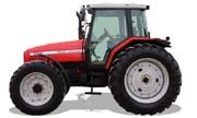 Massey Ferguson 6280 tractor photo