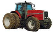 Massey Ferguson 8160 tractor photo