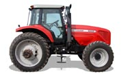 Massey Ferguson 8220 tractor photo