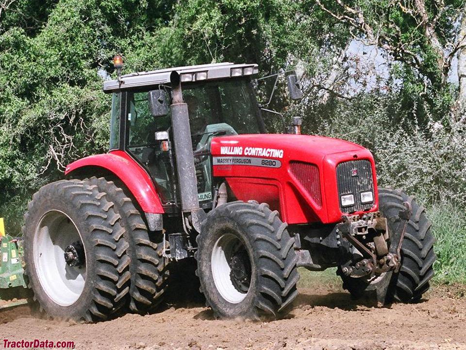 Massey Ferguson 8280
