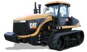 Challenger 95E tractor photo