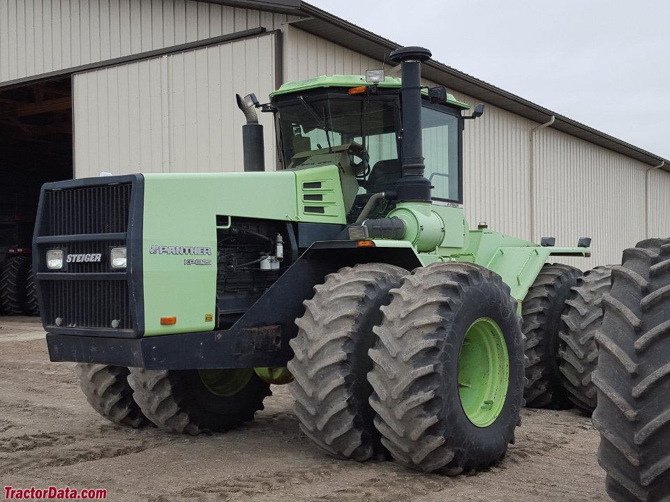 Steiger Panther KP-1325