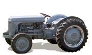 Ferguson TO-20 tractor photo