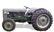 Ferguson TO-35 tractor photo