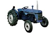 Leyland 154 tractor photo
