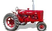Farmall MD tractor photo
