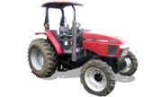 CaseIH CX80 tractor photo