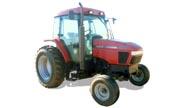 CaseIH MX100 Maxxum tractor photo
