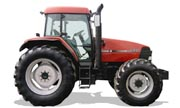 CaseIH MX135 Maxxum tractor photo