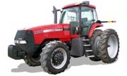 CaseIH MX180 Magnum tractor photo