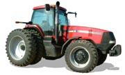 CaseIH MX220 Magnum tractor photo