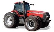 CaseIH MX240 Magnum tractor photo