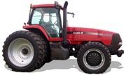 CaseIH MX270 Magnum tractor photo