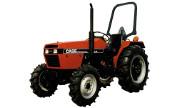 CaseIH 275 tractor photo