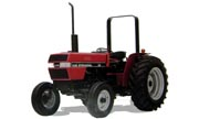 CaseIH 395 tractor photo