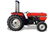 CaseIH 495 tractor photo