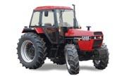 CaseIH 1494 tractor photo