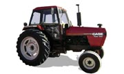 CaseIH 1594 tractor photo