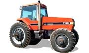 CaseIH 7130 tractor photo