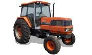 Kubota M110 tractor photo