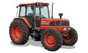 Kubota M120 tractor photo