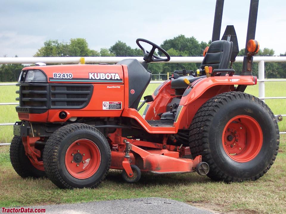 Kubota B2410