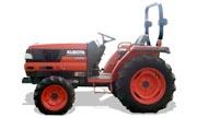 Kubota L3410 tractor photo
