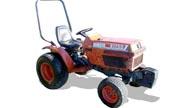 Kubota B1750 tractor photo