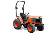 Kubota B2100 tractor photo