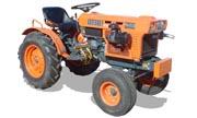 Kubota B6100 tractor photo