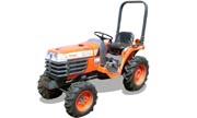 Kubota B7300 tractor photo
