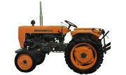 Kubota L200 tractor photo