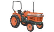 Kubota L2050 tractor photo